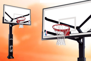 BEST IN GROUND BASKETBALL HOOP
