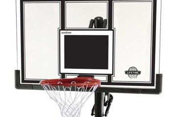 Lifetime 71525 In-Ground Basketball System Review