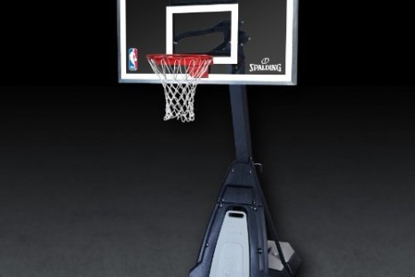"""Spalding """"The Beast"""" Portable Basketball Hoop Review"""