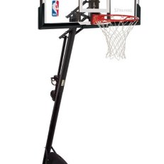 Spalding 66291 Pro Slam Portable Basketball Hoop Review